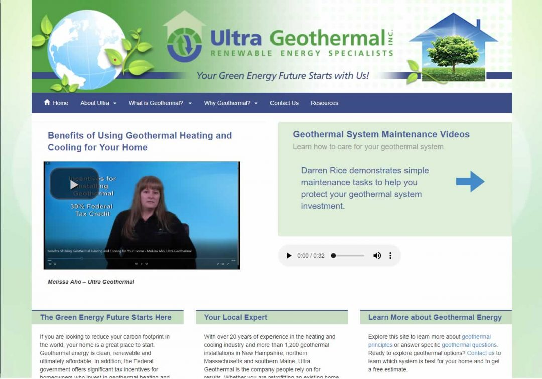 Ultra Geothermal, Inc.