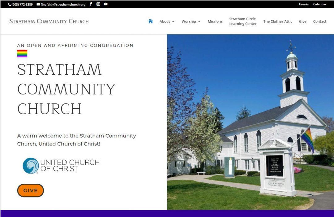 Stratham Community Church